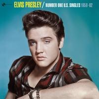 Number One U.S. -HQ--Elvis Presley-LP