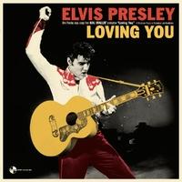 Loving You -Bonus TR/HQ--Elvis Presley-LP