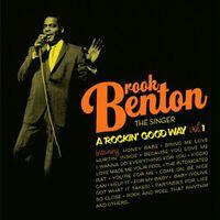 The Singer-Brook Benton-CD