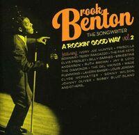 The Songwriter-Brook Benton-CD