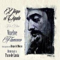Vuelve El Flamenco-Diego El Cigala-CD