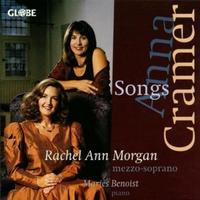Lieder Recital-Marjés Benoist, Rachel Ann Morgan-CD