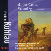 Kuhlau: Works For Flute And Piano-Maarten Root, Richard Egarr-CD