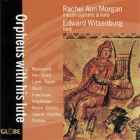 Orpheus With His Lute-Edward Witsenburg, Rachel Ann Morgan-CD
