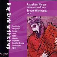 King David And His Harp-Edward Witsenberg, Rachel Ann Morgan-CD