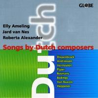 Songs By Dutch Composers-Elly Ameling, Jard van Nes, Roberta Alexander-CD