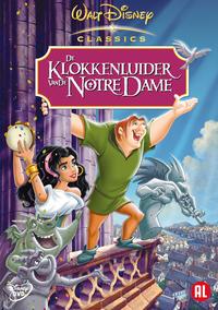 De Klokkenluider Van De Notre Dame-DVD