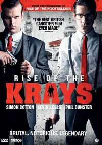 Rise Of The Krays-DVD