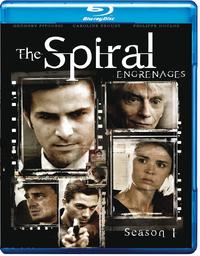 Spiral - Seizoen 1-Blu-Ray