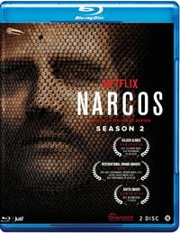 Narcos - Seizoen 2-Blu-Ray