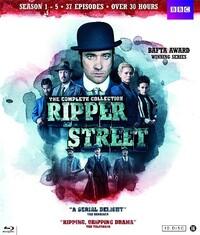 Ripper Street - Seizoen 1-5-Blu-Ray