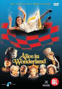 Alice In Wonderland-DVD
