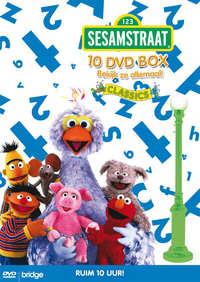 Sesamstraat - Box (10 DVD)-DVD