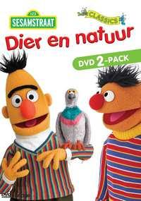 Sesamstraat - Dier En Natuur-DVD
