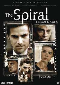 Spiral - Seizoen 1-DVD