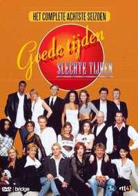 Goede Tijden Slechte Tijden (GTST) - Seizoen 8-DVD
