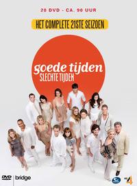 Goede Tijden Slechte Tijden (GTST) - Seizoen 21-DVD