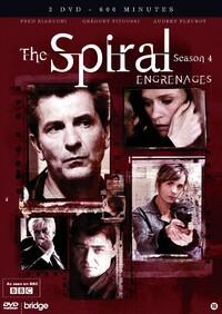 Spiral - Seizoen 4-DVD