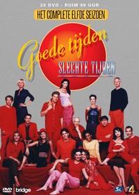 Goede Tijden Slechte Tijden (GTST) - Seizoen 11-DVD