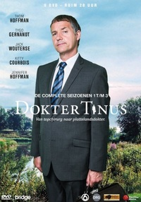Dokter Tinus - Seizoen 1-3-DVD