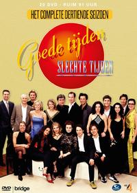 Goede Tijden Slechte Tijden (GTST) - Seizoen 13-DVD