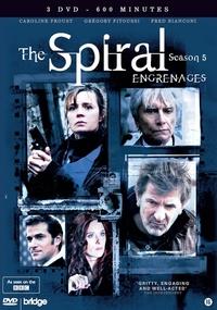 Spiral - Seizoen 5-DVD