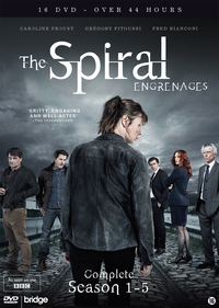The Spiral - Seizoen 1-5-DVD