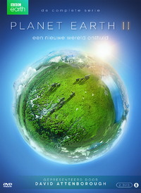 BBC Earth - Planet Earth - Serie 2-DVD