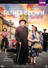 Father Brown - Seizoen 5-DVD