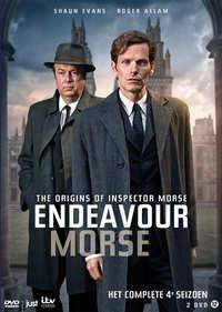 Endeavour Morse - Seizoen 4-DVD