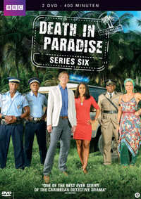 Death In Paradise - Seizoen 6-DVD