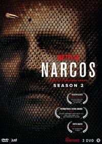 Narcos - Seizoen 2-DVD