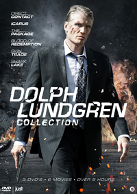 Dolph Lundgren Collection (6 Films)-DVD