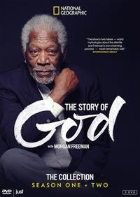 Story Of God - Seizoen 1+2-DVD