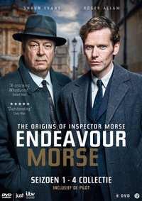Endeavour Morse - Seizoen 1-4-DVD