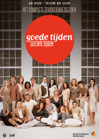 Goede Tijden Slechte Tijden (GTST) - Seizoen 17-DVD