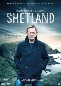 Shetland - Seizoen 3-DVD