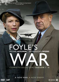 Foyle's War - Complete Collection-DVD