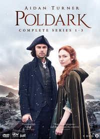 Poldark - Seizoen 1-3-DVD