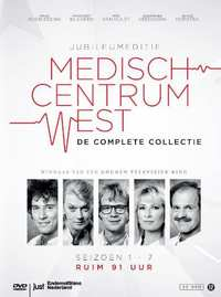 Medisch Centrum West - Complete Collection-DVD