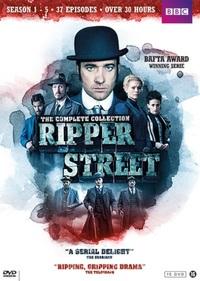 Ripper Street - Seizoen 1-5-DVD