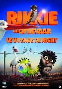 Rikkie De Ooievaar-DVD