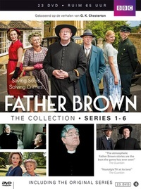 Father Brown Seizoen 1-6-DVD