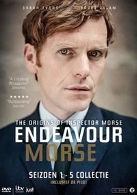 Endeavour Morse - Seizoen 1-5-DVD