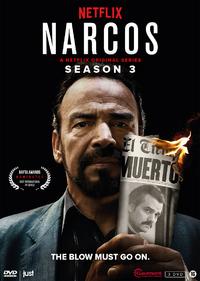Narcos - Seizoen 3-DVD