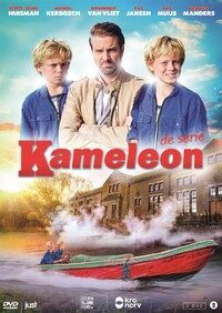 Kameleon (TV Serie)-DVD