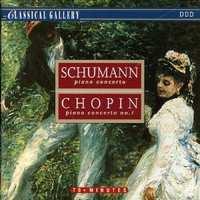 Piano Concerto-Chopin, Schumann-CD