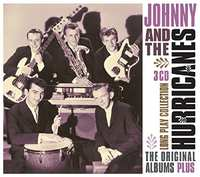 Long Play Collection-Johnny & The Hurricanes-CD