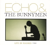 Live In Madrid 1984-Echo & The Bunnymen-CD
