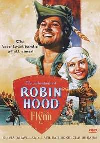 Adventures Of Robin Hood-DVD